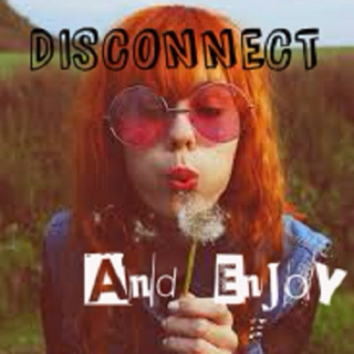 Disconnect  and Enjoy