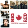 Big Red Music Festival '14