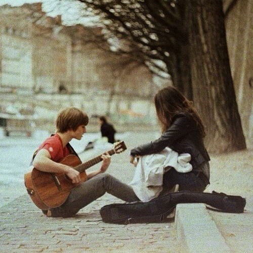 play me a song and i'll love you forever