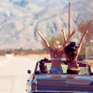 Summer 2014: Roadtrip