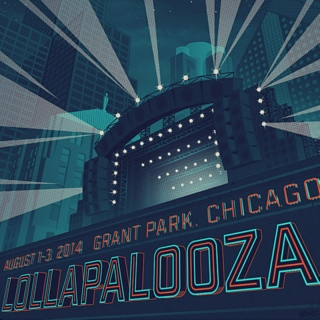 Lollapalooza 2014-Part 1