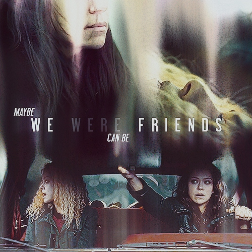 (maybe) We (can be) Were Friends
