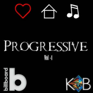 Progressive House Covers - Vol 1 (2014)