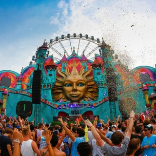 TomorrowLand2014 Mix