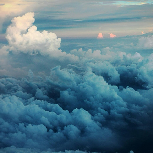 party in the clouds