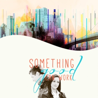 Something Good Can Work - A Jake/Amy Mix