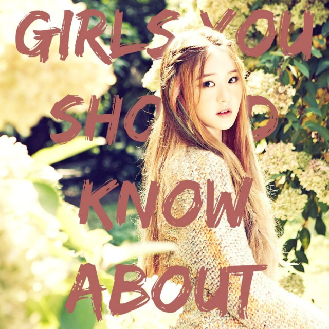 Girls You Should Know About (PART 2)