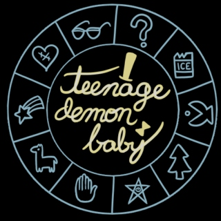 teenage demon baby