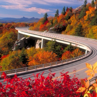 Road Trip on the Blue Ridge Parkway