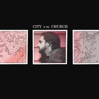 city is my church