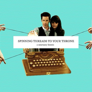 spinning threads to your throne | a helen/nikola fanmix