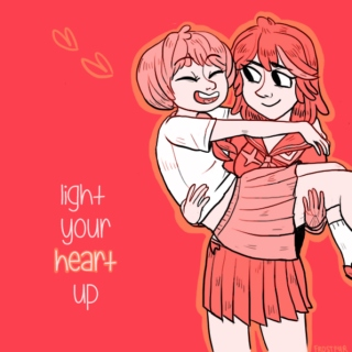 *:・゚✧ light your heart up