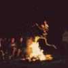 summer bonfires & your voice