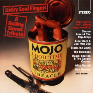 Mojo Magazine Apresenta... 'Sticky Soul Fingers - A Tribute to The Rolling Stones' (Playlist)