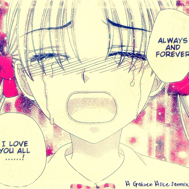 """""""Always and forever, I love you all......!"""""""
