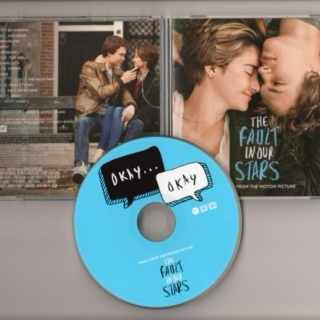 TFIOS Official Movie Soundtrack