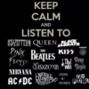 Metallica, The Beatles, The Beach Boys, and AC/DC #2