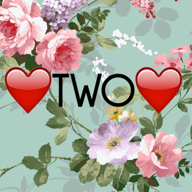 ♥ two ♥