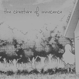the creature of innocence
