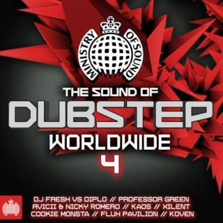 VA - Ministry of Sound - The Sound of Dubstep Worldwide 4 (2013)