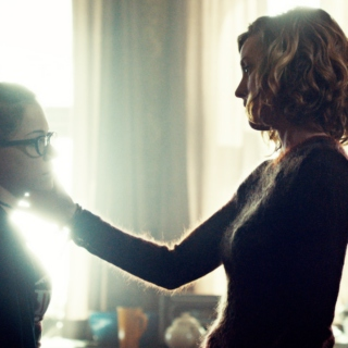 cosima/delphine; portions for foxes (orphan black)