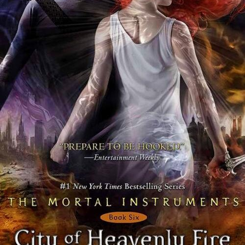 The City of Heavenly Fire Soundtrack by Cassandra Clare