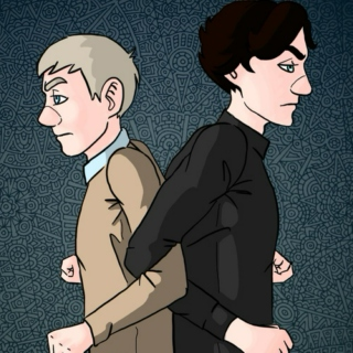 Gotta Get Out (a johnlock fanmix)