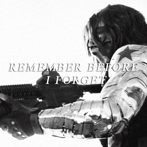 remember before i forget
