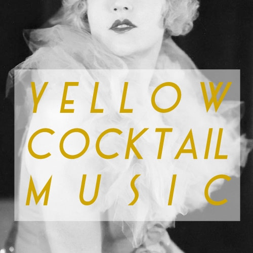 yellow cocktail music