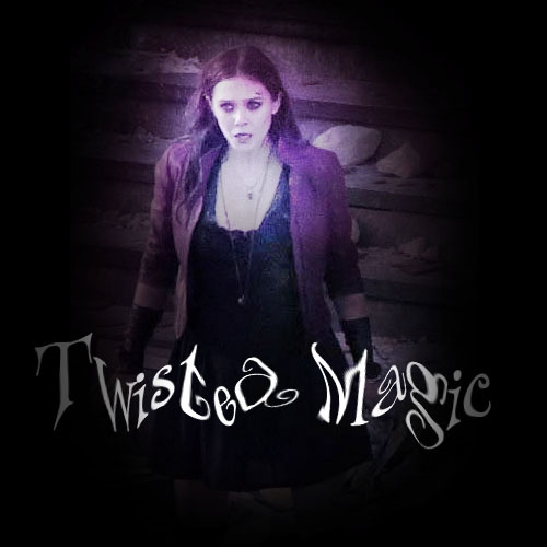 Twisted Magic {A Scarlet Witch Fanmix}