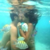 Underwater Kisses