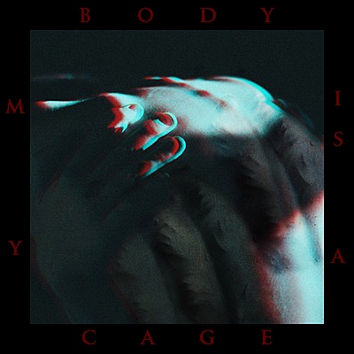 trapped in a cage of flesh & bone
