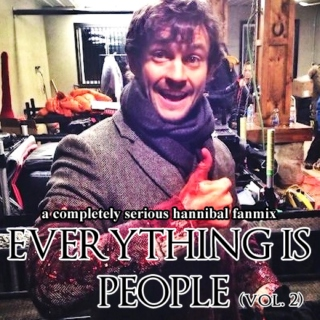 EVERYTHING IS PEOPLE vol. 2