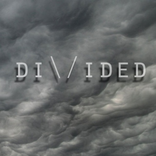 divided;