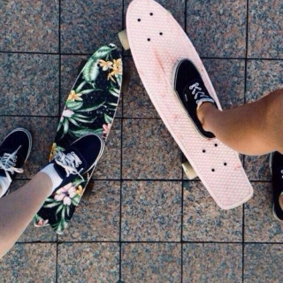 let's skate away the pain