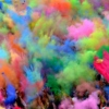 Colours are