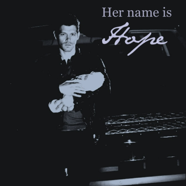 Her name is Hope