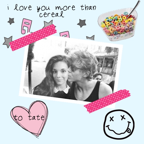 i love you more than cereal