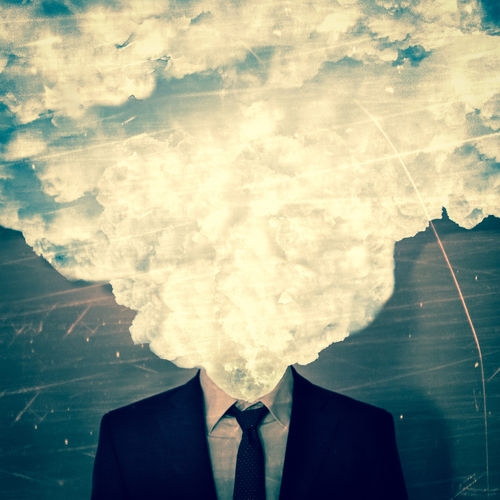 Having your head in the clouds, again