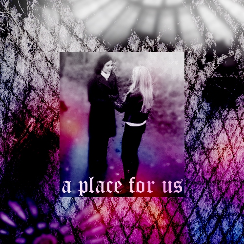 ≡ place for us