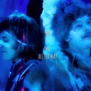 ❝you + me all the way.❞