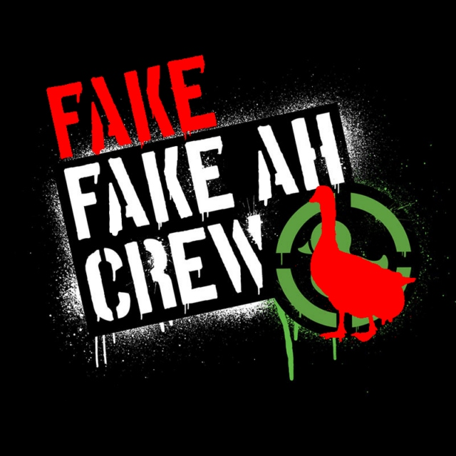 Fake Fake AH Crew- Michael