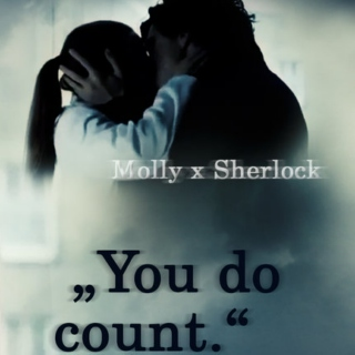 "'You do count."" A Sherlock x Molly fanmix"