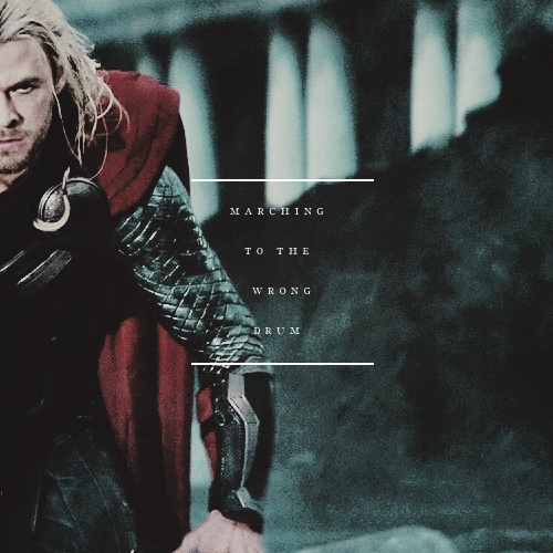 marching to the wrong drum | A berserkr!thor fanmix