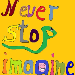 Never Stop Imagine