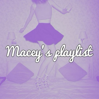 A guilty pleasure playlist