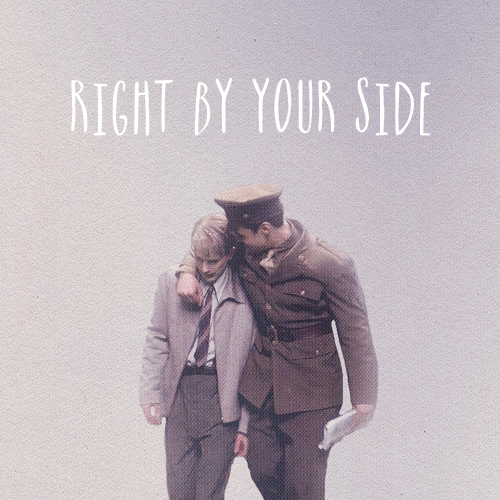 right by your side