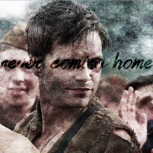 Never Coming Home (a Bucky playlist)