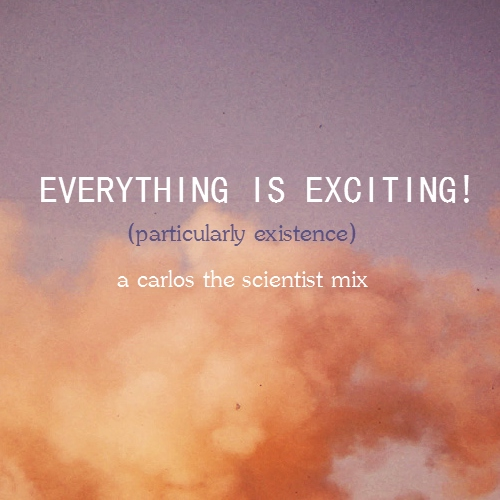 everything is exciting!
