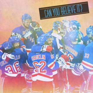 new york rangers 2014 playoff run